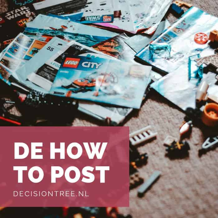De how to post